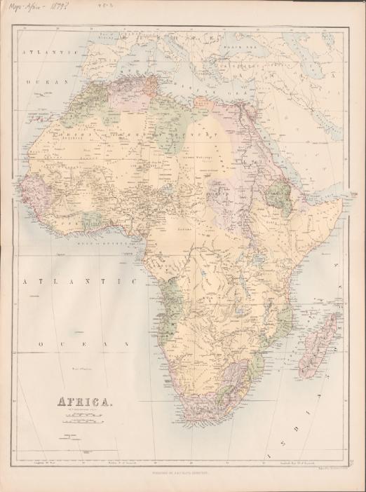 Bartholomew Africa