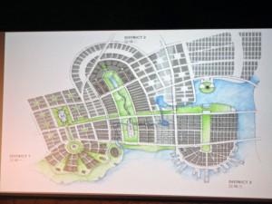 Duda/Paine's Sketch of a City
