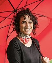Wheaton College Professor of Anthropology, Dr Christine Folch, for Wheaton Magazine