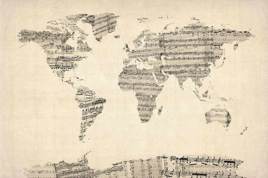 World Music Aesthetic And Anthropological Approaches Global